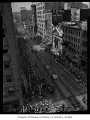 Parade for Truman presidential visit, Seattle, 1948