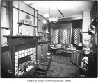 Room at Lincoln Hotel, Seattle, ca. 1905
