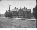 Cascade School, Seattle, ca. 1905