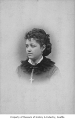 Myra Carr Ingraham, Seattle, ca. 1885