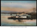 Seattle waterfront, ca. 1895