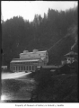 Puget Sound Power and Light powerhouse, possibly Electron, ca. 1912
