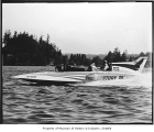 Hydroplane Miss Century 21, probably on Lake Washington, n.d.