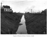 Lake Washington canal, Seattle, ca. 1904
