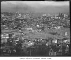 View from Capitol Hill looking southwest, Seattle, ca. 1910