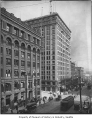 New York Block and Alaska Building, Seattle, ca. 1910