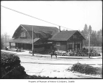 Mount Baker Clubhouse, Seattle, ca. 1914