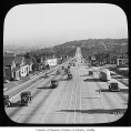 Aurora Avenue looking south to bridge, Seattle, ca. 1937