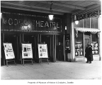 Moore Theatre entrance, Seattle, ca. 1918