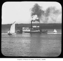 Boat Kirkland on Lake Washington, ca. 1905
