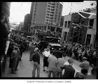 Homecoming parade for Korean War veterans, Seattle, November 1954