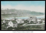 South side of Lake Union, Seattle, ca. 1885