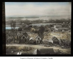 Houses and tideflats from Beacon Hill, Seattle, n.d.