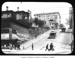 Madison Street east from Second Avenue, Seattle, ca. 1903