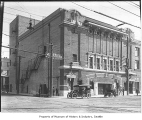 Alhambra Theatre, Seattle, ca. 1909