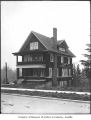 Delta Kappa Epsilon fraternity house, University of Washington, 1915