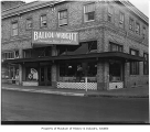Ballou & Wright automotive supply store, Seattle, August 15, 1939