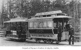 Yesler cable cars, Seattle, n.d.