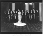 Wedding of Elaine B. and Joshua Green, Jr., Seattle, 1931