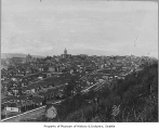 View north from Beacon Hill, Seattle, ca. 1898