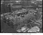 Federal Courthouse under construction, Seattle, 1939