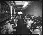 Eddie Bauer factory interior, Seattle, May 12, 1942