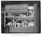 Hot Dog City at Seattle Center, Seattle, ca. 1985