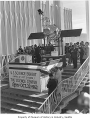 Opening of Pacific Science Center, Seattle, October 22, 1962