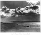 Boats on Puget Sound, July 1942