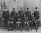 Seattle Police Department, Seattle, ca. 1906
