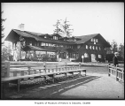 Seattle Golf Club clubhouse, The Highlands, ca. 1925