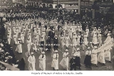 Preparedness parade, Seattle, June 10, 1910