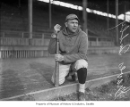 Tubby Graves, University of Washington baseball coach, Seattle, ca. 1925