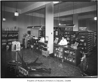 Ballou & Wright automotive supply store interior, Seattle, August 15, 1939