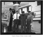 Crew of tug Neptune, Seattle, ca. 1938