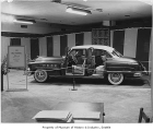 1952 Buick on display at Frederick & Nelson, Seattle, ca. 1951