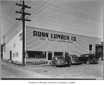 Dunn Lumber Co., Seattle, 1938