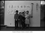 Chabad House Preschool students, Seattle, March 1983