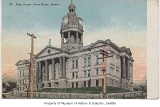 King County Courthouse, Seattle, ca. 1908