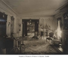 Frederick K. Struve residence drawing room, Seattle, ca.1915