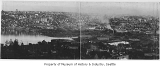 South Lake Union and Capitol Hill panorama, Seattle, ca. 1903