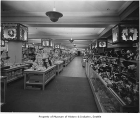Frederick & Nelson toy department, Seattle, ca. 1948