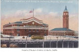 Oregon-Washington Station and King Street Station, Seattle, n.d.
