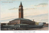 King Street Station, Seattle, ca. 1910
