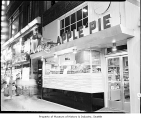Green Apple Pie shop front entrance at 521 Pike Street, Seattle, n.d.