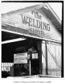 The Welding Shop, near North Bend, May 1, 1984