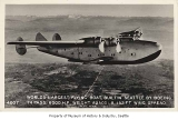 Boeing Flying Boat in flight, n.d.