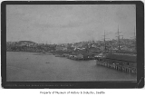 Waterfront and downtown, Seattle, 1888