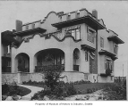 James Clemmer residence, Seattle, ca. 1915