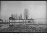 Flooded field at Sand Point, Seattle, ca. 1924